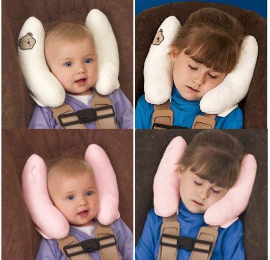Gối giữ đầu cho bé summer infant