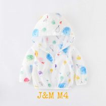 Áo Chống Nắng Xuất Hàn Chống Tia UV hiệu J&M (cho bé gái)